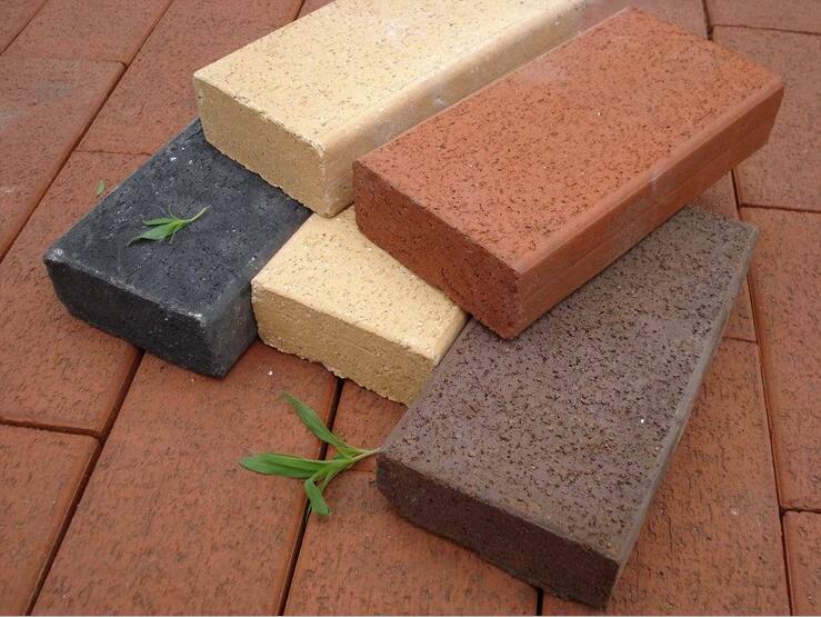 万博manbetx官网网页版彩砖护坡砖渗水砖厂家