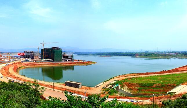 天府新区兴龙湖项目