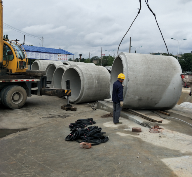 成都地铁8号线1800×2000运梁车专用水泥管-成都水泥管